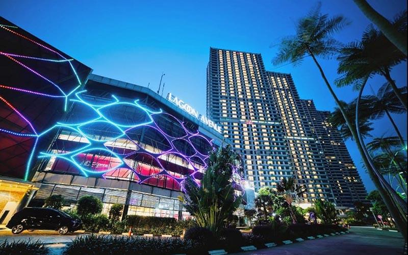 PT PP Properti Tbk. (PPRO) membangun konsep hunian mixed-used dengan pemanfaatan area lagoon yang berada di tengah Kota Bekasi dan Surabaya. - Istimewa