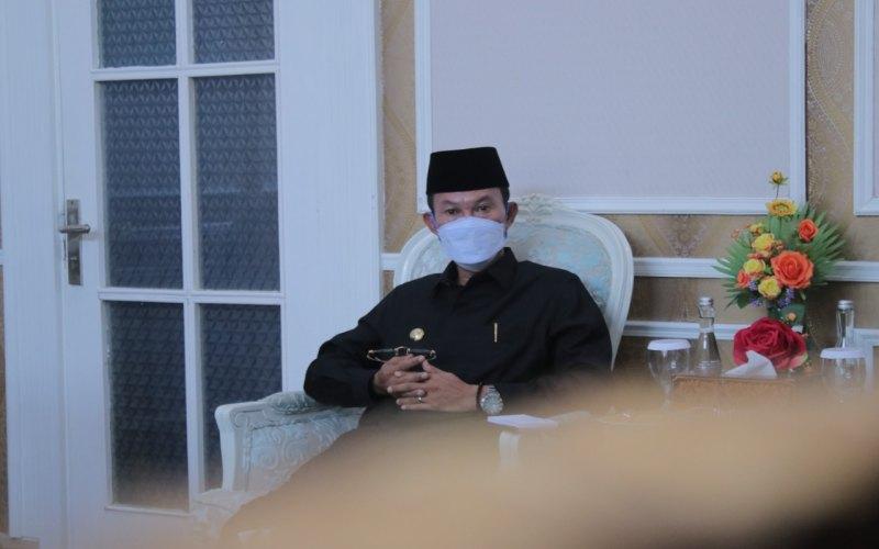 Walikota Palembang Harnojoyo.  - Istimewa