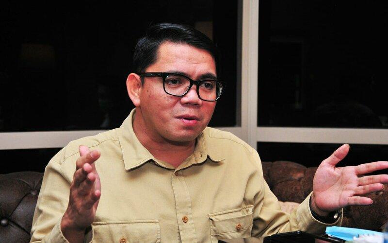 Anggota Komisi III DPR RI Arteria Dahlan. - Ist