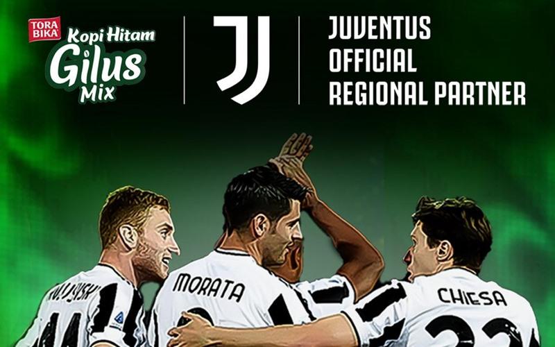 Juventus yang telah memenangkan 2 gelar liga Champions tersebut kini mendapat sponsor baru dari Indonesia. - Istimewa