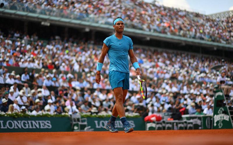 Petenis Spanyol Rafael Nadal - RolandGarros.com