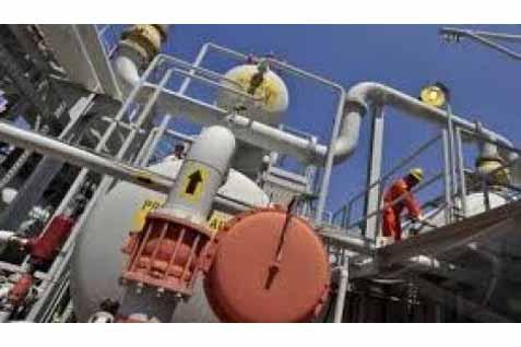 Produksi gas metan - antara