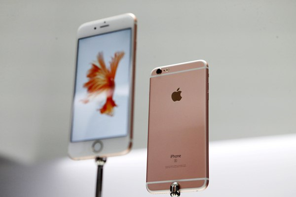 Apple iPhone 6S - Reuters