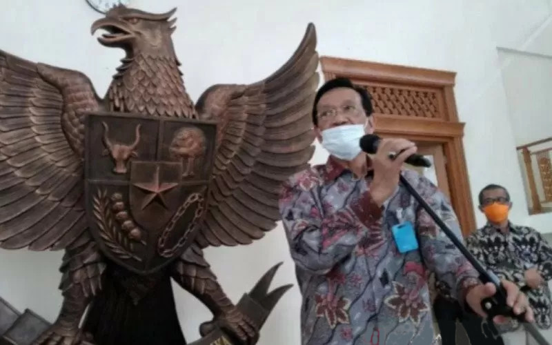 Gubernur Daerah Istimewa Yogyakarta Sri Sultan Hamengku Buwono X.  - ANTARA