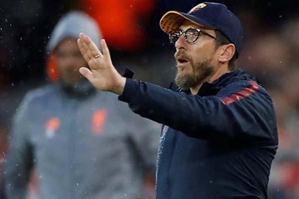 Pelatih baru Hellas Verona Eusebio di Francesco/Reuters - Carl Recine