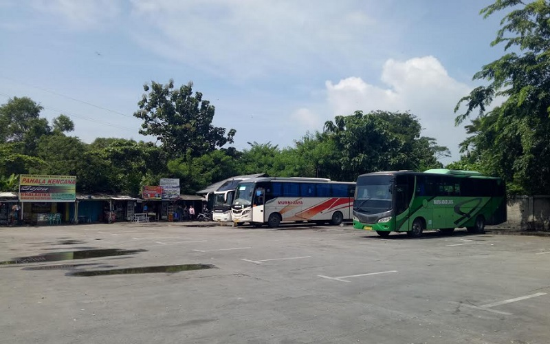 Terminal bus Klari, Kabupaten Karawang