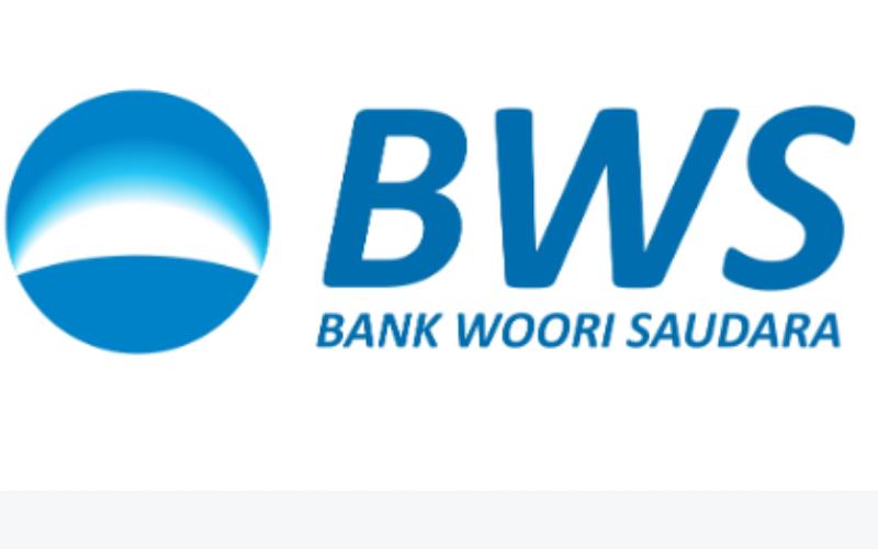 Logo Bank Woori Saudara - bankwoorisaudara.com