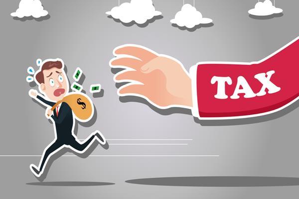 Ilustrasi penagihan pajak. - Istimewa