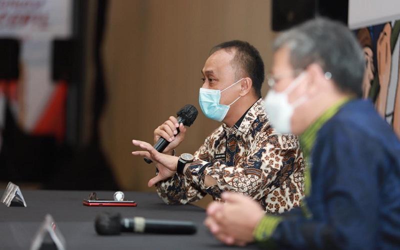 Direktur Jenderal Kependudukan dan Pencatatan Sipil Kementerian Dalam Negeri, Zudan Arif Fakhrulloh