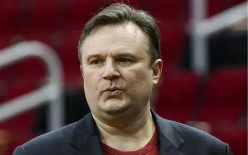 Presiden Operasional Philadelphia 76ers Daryl Morey - Antara