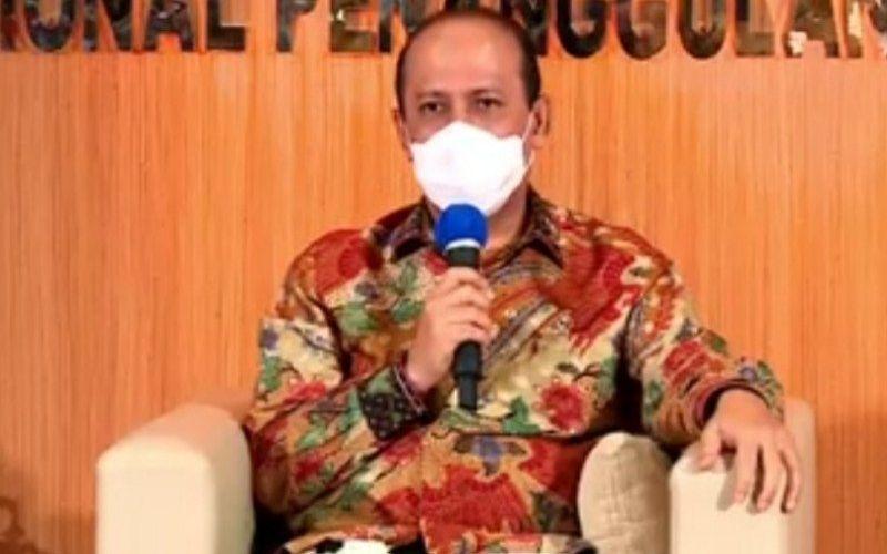 Kepala Badan Nasional Penanggulangan Terorisme (BNPT) Komjen Pol. Boy Rafli Amar./Antara - HO/Youtube BNPT