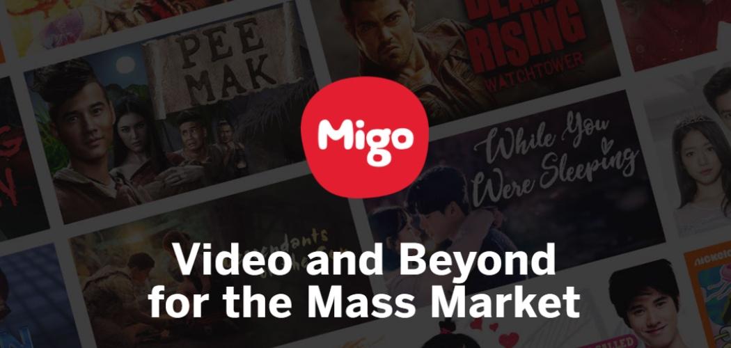 Tampilan laman resmi platform Video-on-Demand (VoD) Migo. - migo.io