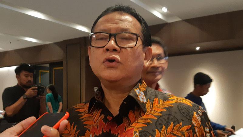 Ketua DPP PDIP Rokhmin Dahuri di Jakarta, Minggu (16/2/2020). - Bisnis/Samdysara Saragih