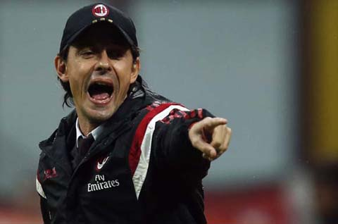 Filippo Inzaghi - Reuters