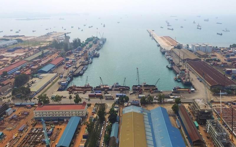 Ilustrasi - Pelabuhan di Batam - humas.bpbatam.go.id