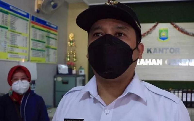 Wali Kota Tangerang Arief R Wismansyah. - Antara