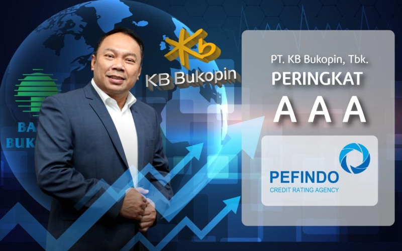 President Director KB Bukopin Rivan A. Purwantono - Istimewa