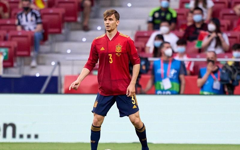 Pemain Spanyol, Diego Llorente - Eurosport