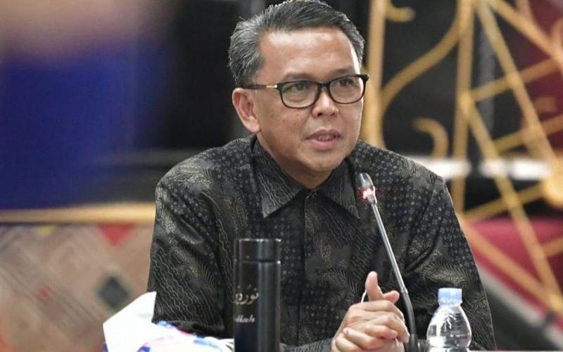 Gubernur Sulawesi Selatan Nurdin Abdullah / Instagram