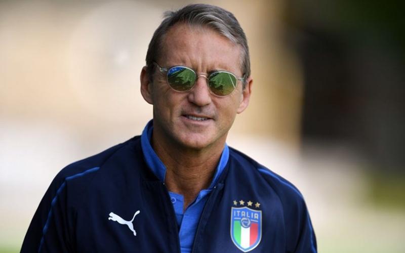 Pelatih Italia, Roberto Mancini - Sempre Inter