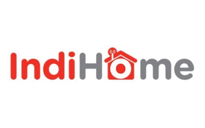 Logo Indihome - Twitter.com