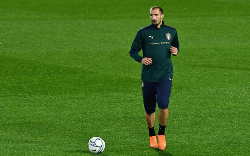 Bek Timnas Italia, Giorgio Chiellini - Football Italia