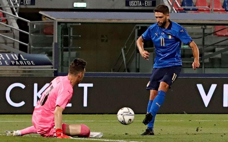 Pemain Italia, Domenico Berardi - Football Italia