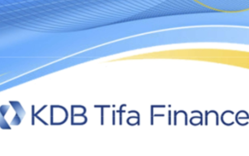Logo KDB Tifa Finance - kdbtifa.co.id