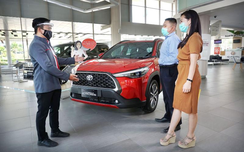 Tim sales Auto2000 sudah memetakan kebutuhan dan melakukan pendekatan personel yang memberikan kemudahan dan kenyamanan kepada warga setempat.  - Auto2000