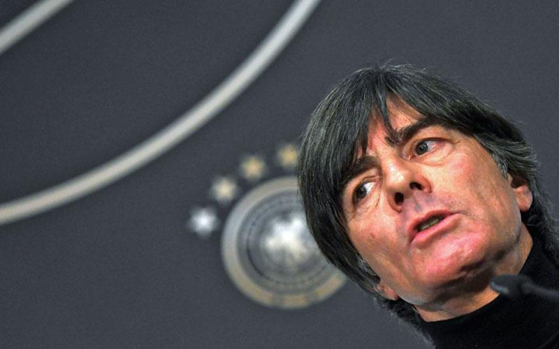 Pelatih Timnas Jerman Joachim Loew  -  Bundesliga.com