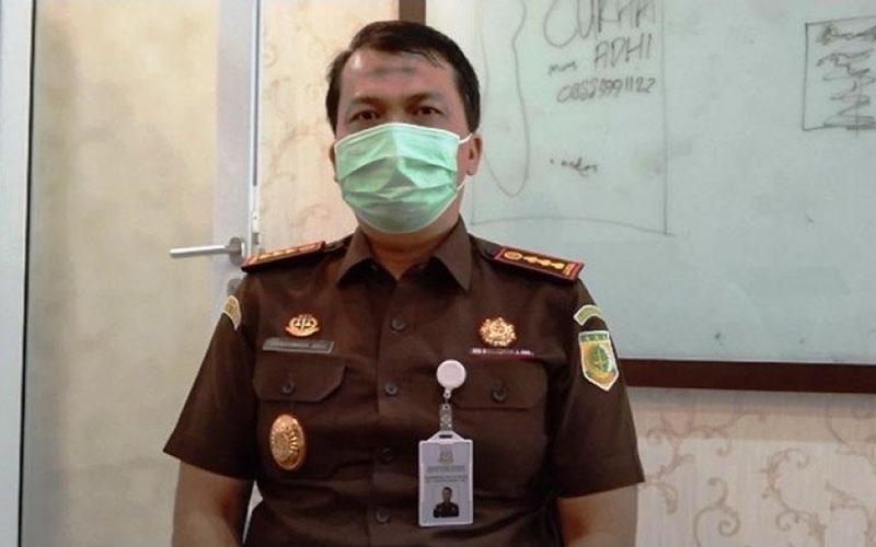 Kepala Kejari Kota Semarang Transiswara Adhi./Bisnis.com - Alif Nazzala Rizqi