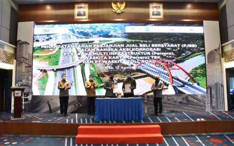WSKT Waskita (WSKT) Buka-bukaan Soal Pelunasan Obligasi Rp1,66 Triliun - Market Bisnis.com