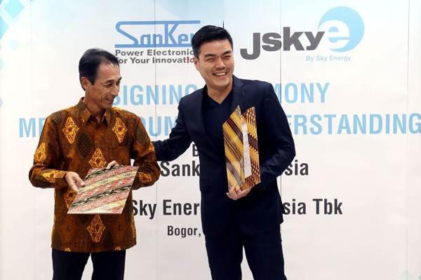 JSKY Influencer Saham Belvin Tannadi Genggam 5 Persen Lebih Saham JSKY - Market Bisnis.com