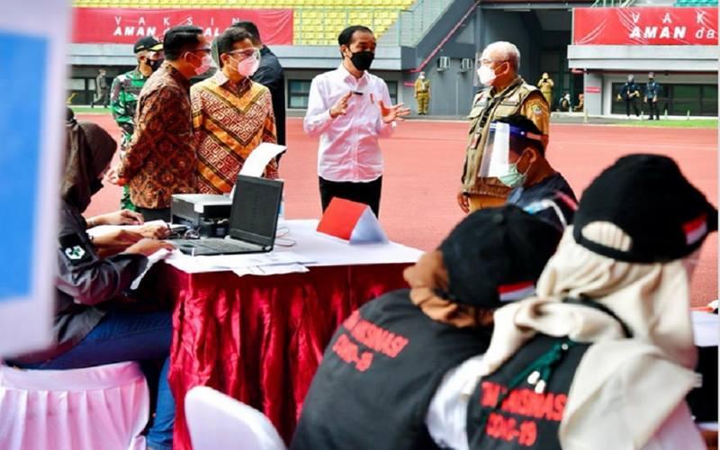 BUMI PMMP BUMI dan PMMP Ikut Program Vaksin Gotong Royong untuk Karyawan - Market Bisnis.com