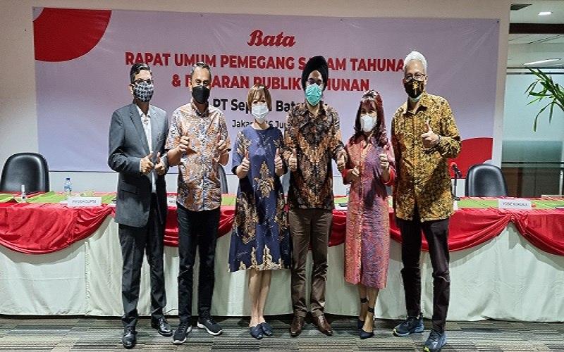 BATA BATA Tutup 50 Gerai Akibat Pandemi, Tahun Ini Genjot Penjualan Online - Market Bisnis.com