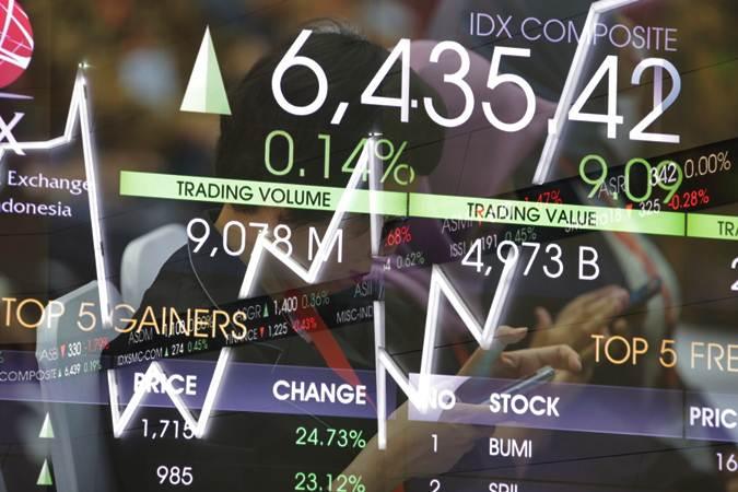 Jumlah Investor Pasar Modal Kembali Naik, Jadi 5,37 Juta ...