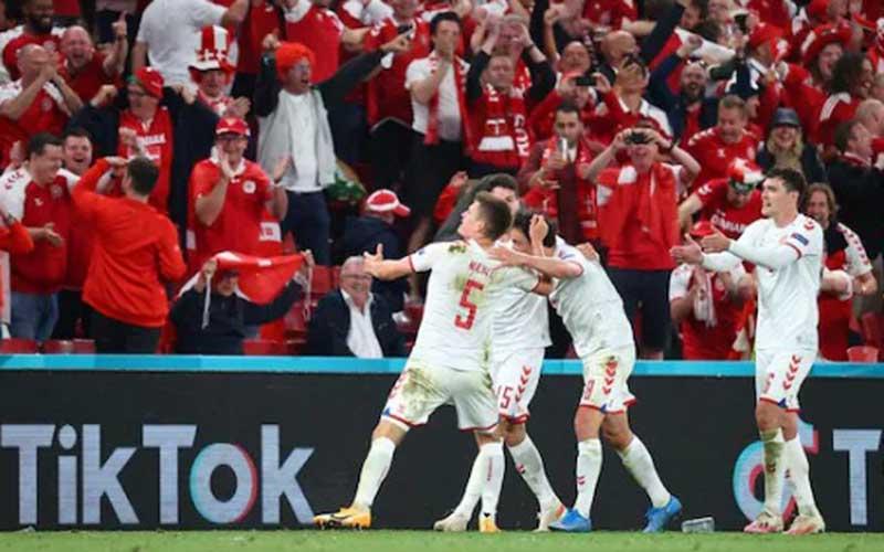 Hasil Grup B Euro 2020, Denmark Bantai Rusia, Lolos ke 16 Besar Dampingi  Belgia | Bola - Bisnis.com