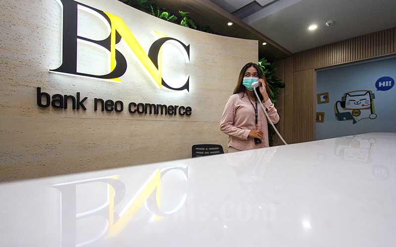 BBYB Tambah Kepemilikan, Gozco Beli 162 Juta Saham Bank Neo Commerce (BBYB) - Finansial Bisnis.com