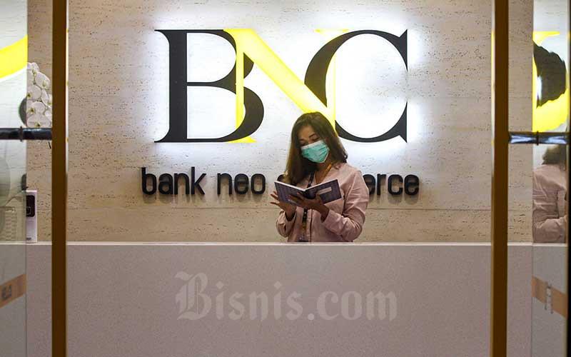 BBYB Rockcore Financial Getol Tambah Saham Bank Neo (BBYB) - Finansial Bisnis.com