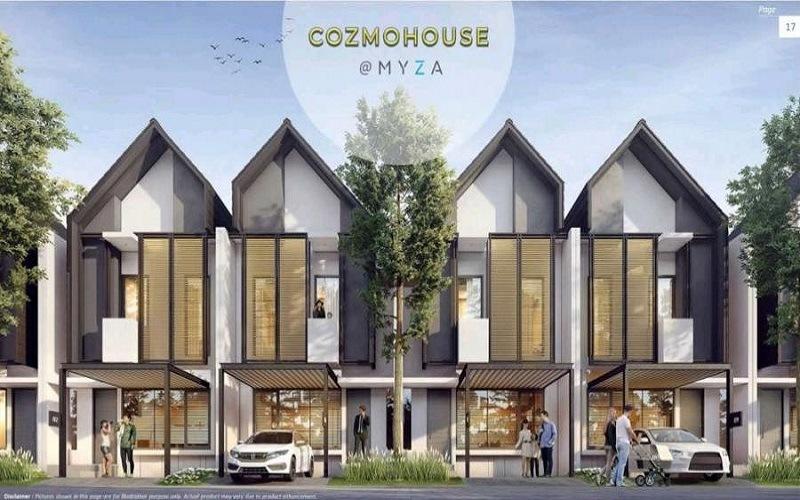 BSDE Sinar Mas Land Luncurkan Rumah Tapak Cozmohouse Rp1,6 Miliar - Ekonomi Bisnis.com