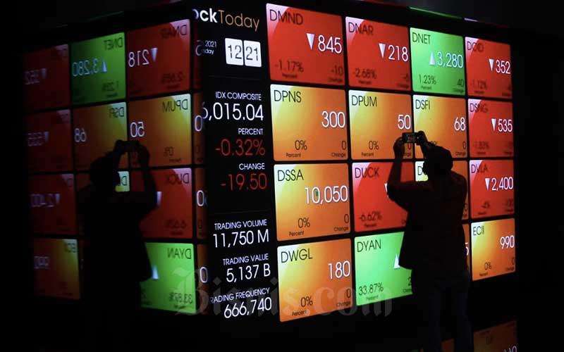 PWON ASII ASII dan PWON Anjlok, Indeks Bisnis-27 Ambles ke Zona Merah - Market Bisnis.com