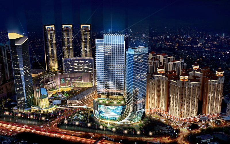 APLN Kuartal I/2021, Pendapatan Agung Podomoro Land (APLN) Amblas 63 Persen - Market Bisnis.com