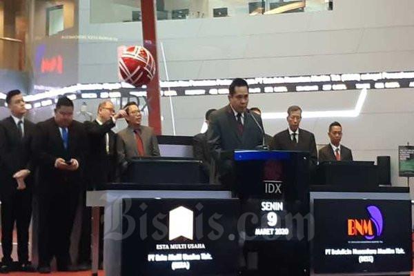 BESS Selain Pacu Distribusi Batu Bara, Batulicin Nusantara (BESS) Bakal Akuisisi Tambang - Market Bisnis.com