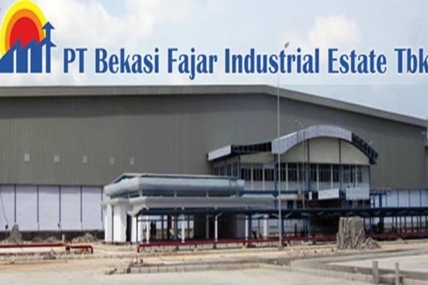 BEST Bekasi Fajar (BEST) Alokasikan Capex hingga Rp350 Miliar, Siap Akuisisi Lahan - Market Bisnis.com