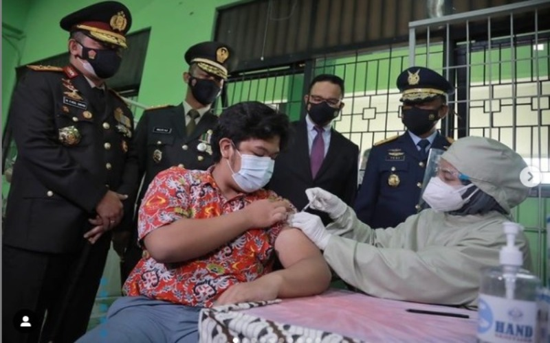 Vaksinasi Anak Usia 12-17 Tahun di Mall Taman Anggrek, Cek ...