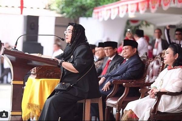 Prabowo Segera Melayat ke Kediaman Rachmawati Setibanya di ...