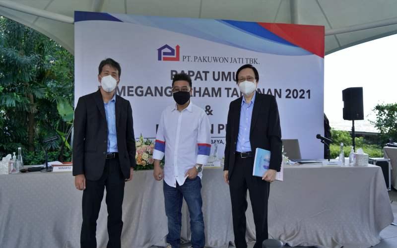 PWON Pakuwon Jati (PWON) Optimistis Kejar Penjualan Rp1,4 Triliiun Tahun Ini - Market Bisnis.com