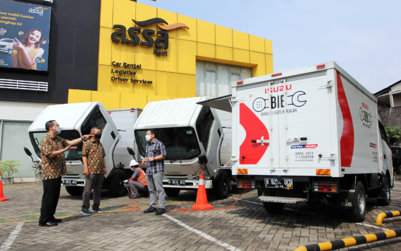 ASSA Raih Restu OJK, Adi Sarana Armada (ASSA) Siap Rights Issue Rp720 Miliar - Market Bisnis.com