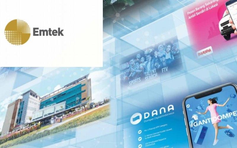 EMTK Daftar Pemegang Saham Bukalapak, Ada Grup Emtek, Komisaris BEI, Direksi Telkom - Market Bisnis.com