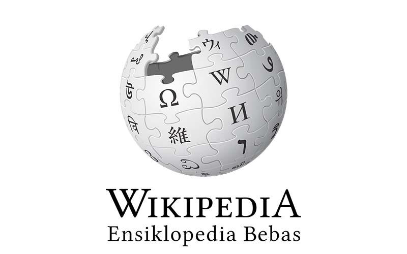 Logo Wikipedia.  - id.wikipedia.org